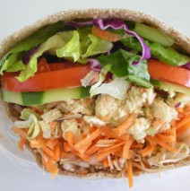 Chicken Salad Pita